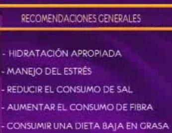 recomendaciones para celulitis