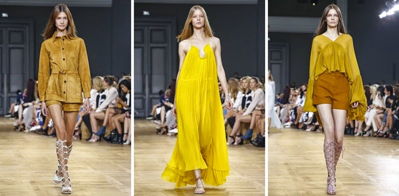 chloe, s/s 2015, ready to wear, chloé, chloé ready to wear spring summer, fashion, paris, paris fashion week, pfw, runway, spring, summer