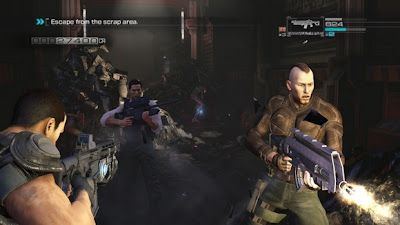 Binary Domain PC Game Screenshot 1 Binary Domain Collection PROPHET
