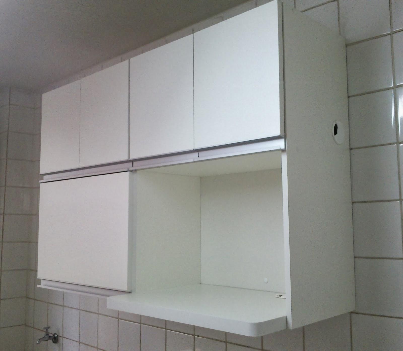 Armario De Cozinha Planejado De Aluminio Beyato Com V Rios  ~ Armarios De Cozinha Suspenso