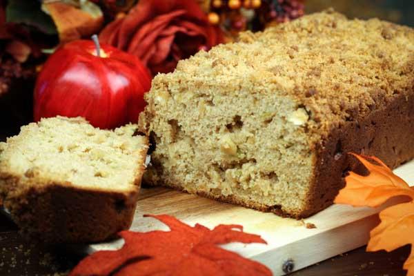 Apple Pie Bread | In The Kitchen With Honeyville