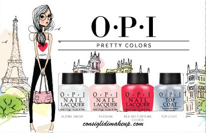 Preview: Pretty Colors Kit - OPI