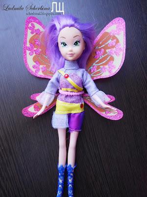 кукла фея винкс техна