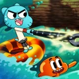 Gumball Sewer Sweater Search | Juegos15.com