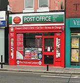 inglés para niños, post office