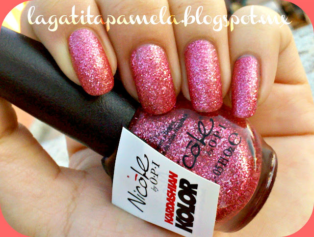 nicole by opi wear something spar-kylie