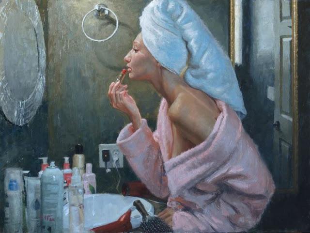 Casey Childs oil paintings artwork