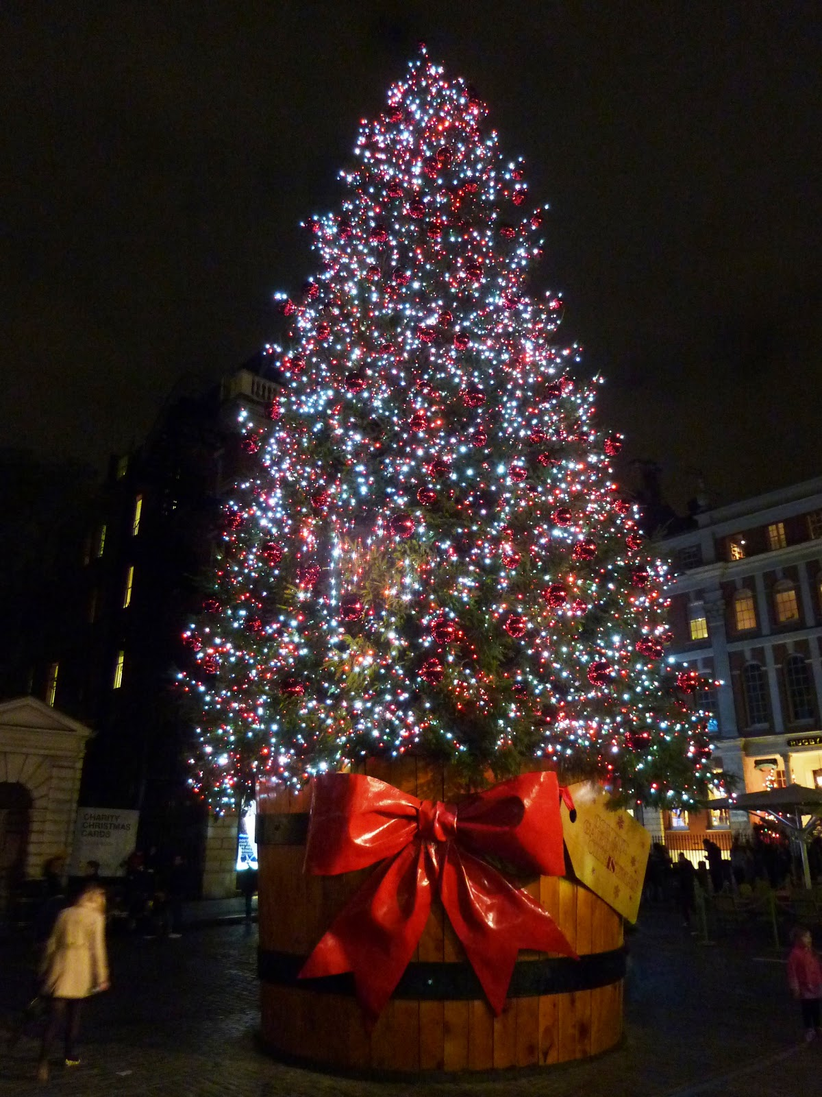 London living it 39 s your london london is a festive for Garden trees london