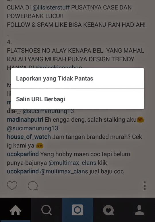 Cara Menyimpan Gambar dari Instagram di Smartphone Android
