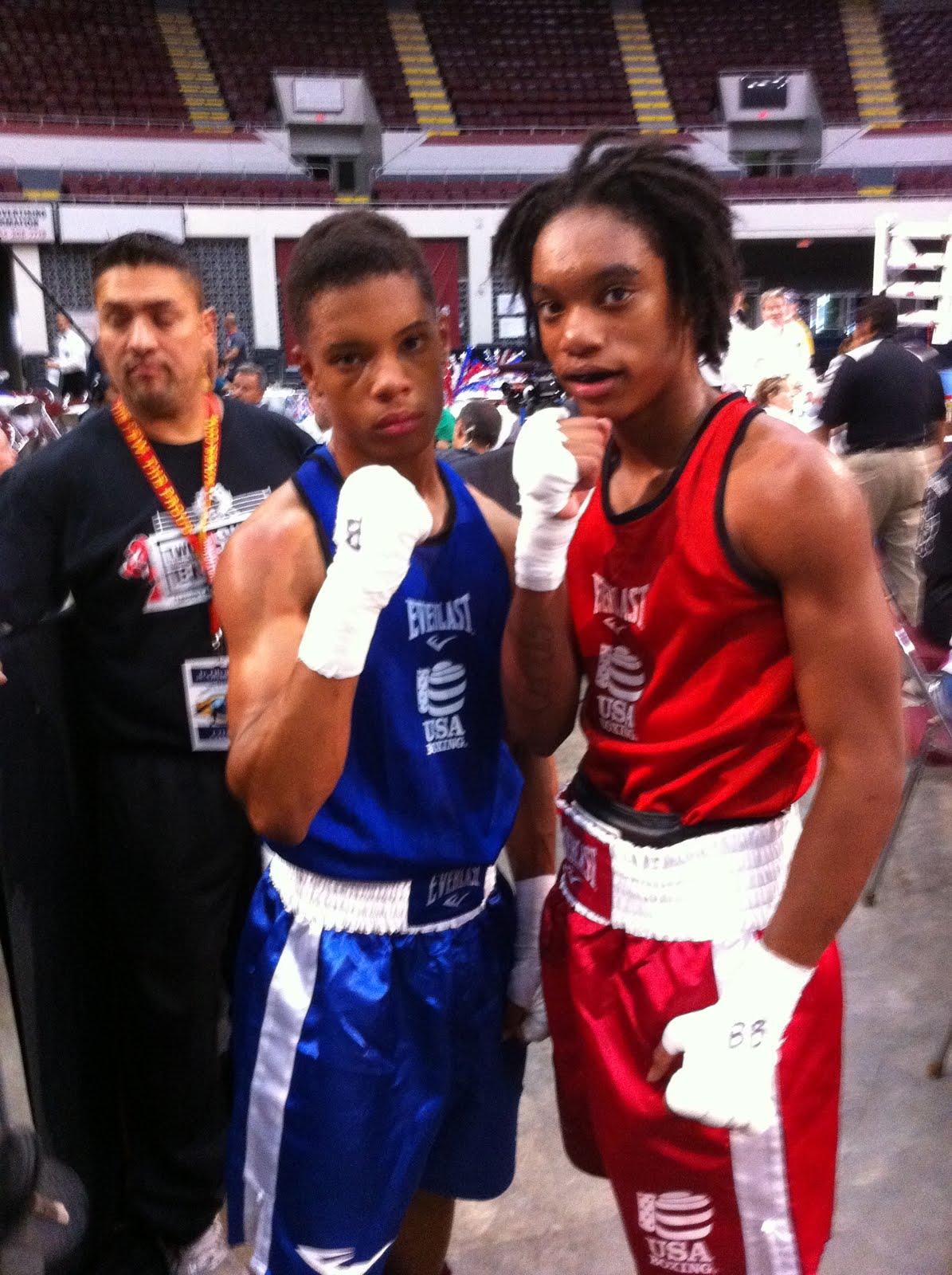 championship Amateur boxing