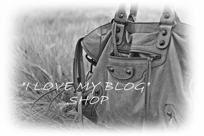 I love My Blog SHOP