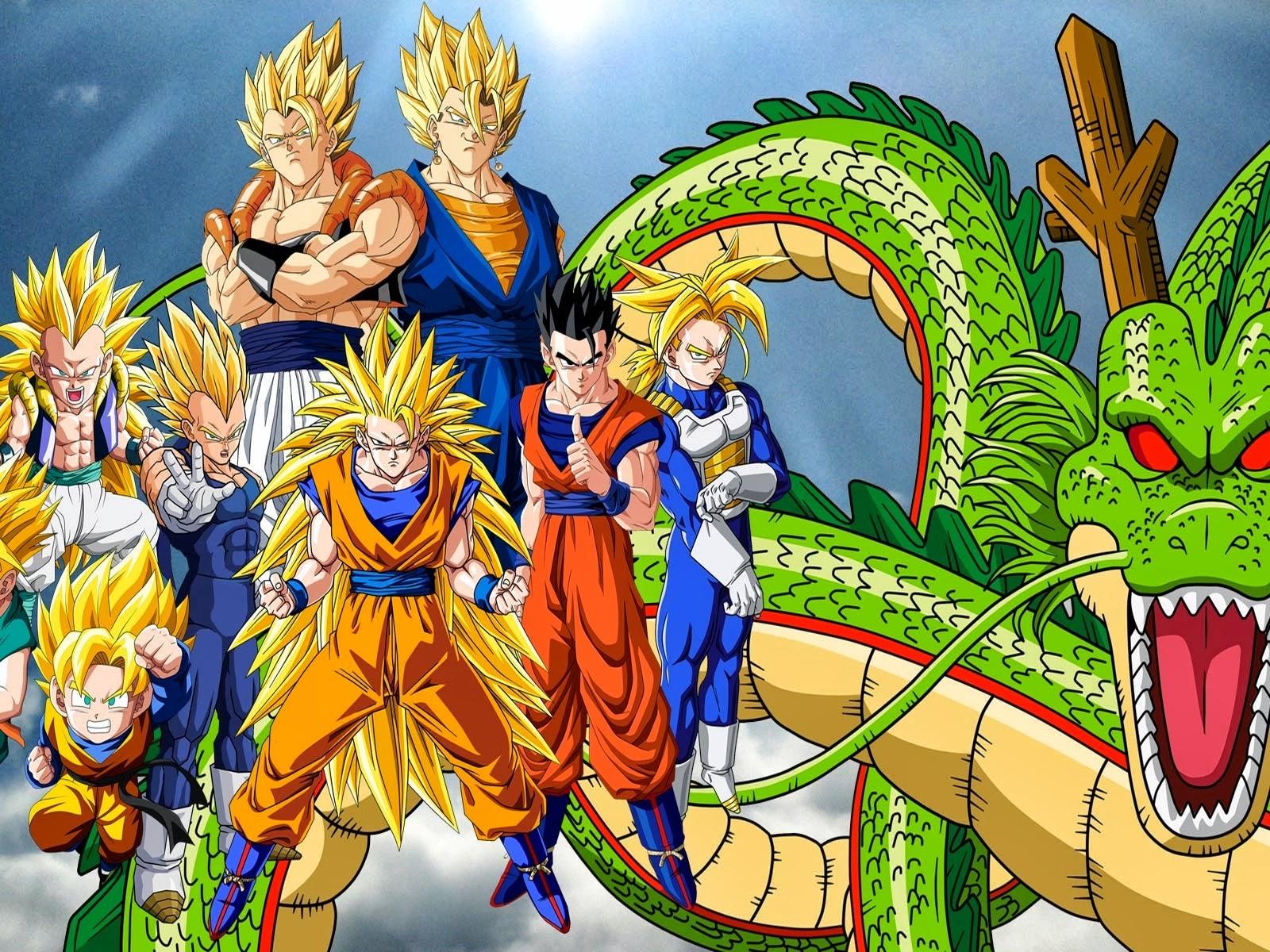 Dragon ball z serie completa mega latino descargas - Dragon bale z ...