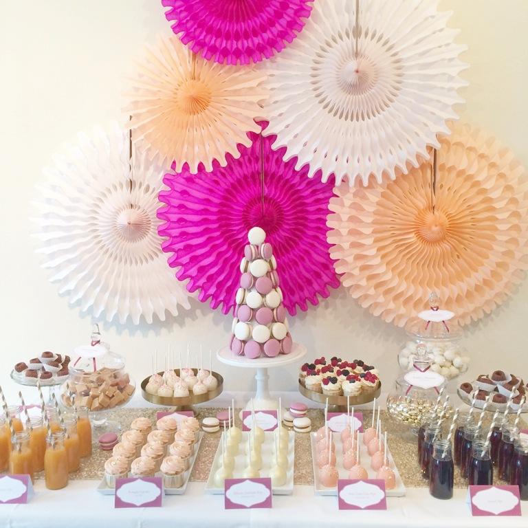 Mittwochs mag ich, Mmi, Frollein Pfau, Candy Bar, Zuckermonarchie, Hamburg, Cake Pops, Macarons, Cupcakes