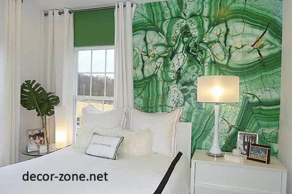 decorative green paint, bedroom paint color ideas