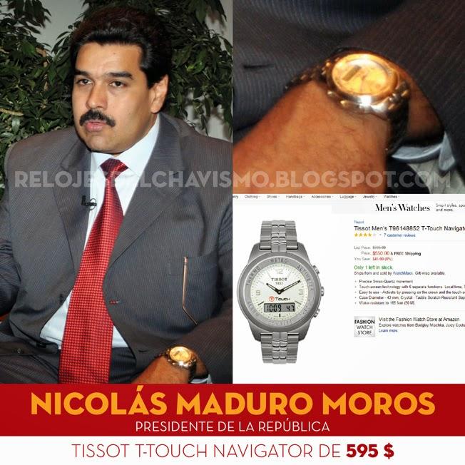 Resultado de imagen para MADURO ROLEX
