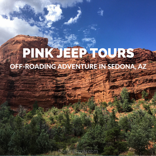 Pink Jeep Tours Sedona Has A Number Of Different Tour Options To Choose  From, But Adam And I Did Their Scenic Rim Tour (2 Hours Trip).