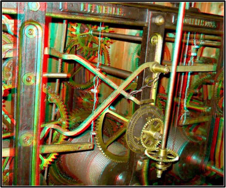 Stari satni mehanizam