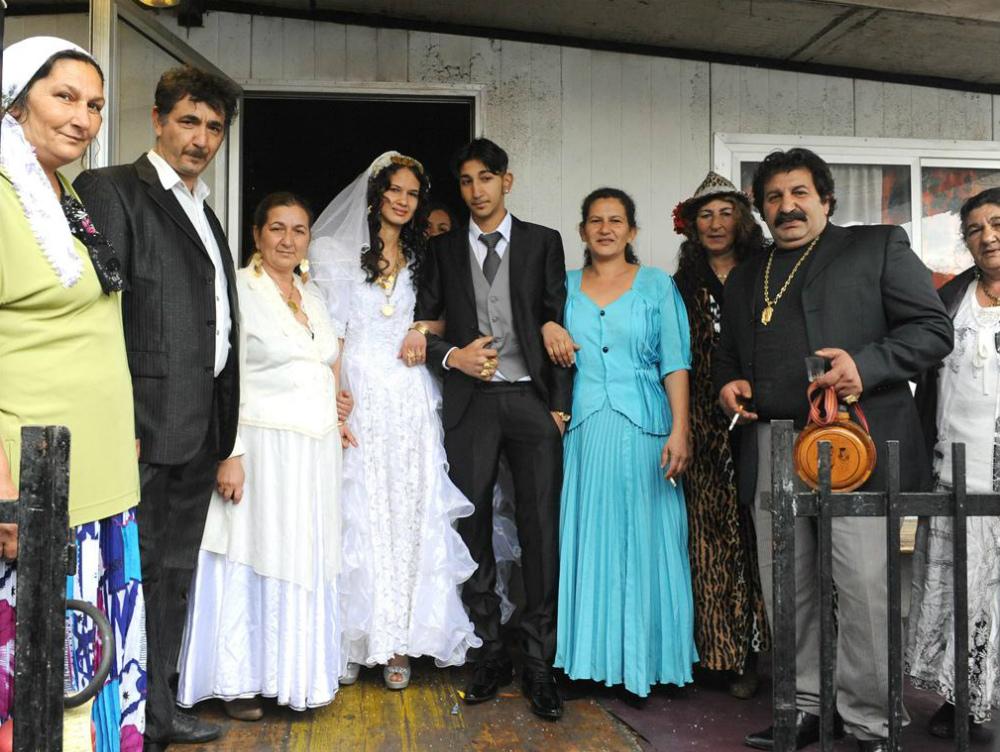 Matrimonio Zingaro : Dezgeist scene da un matrimonio