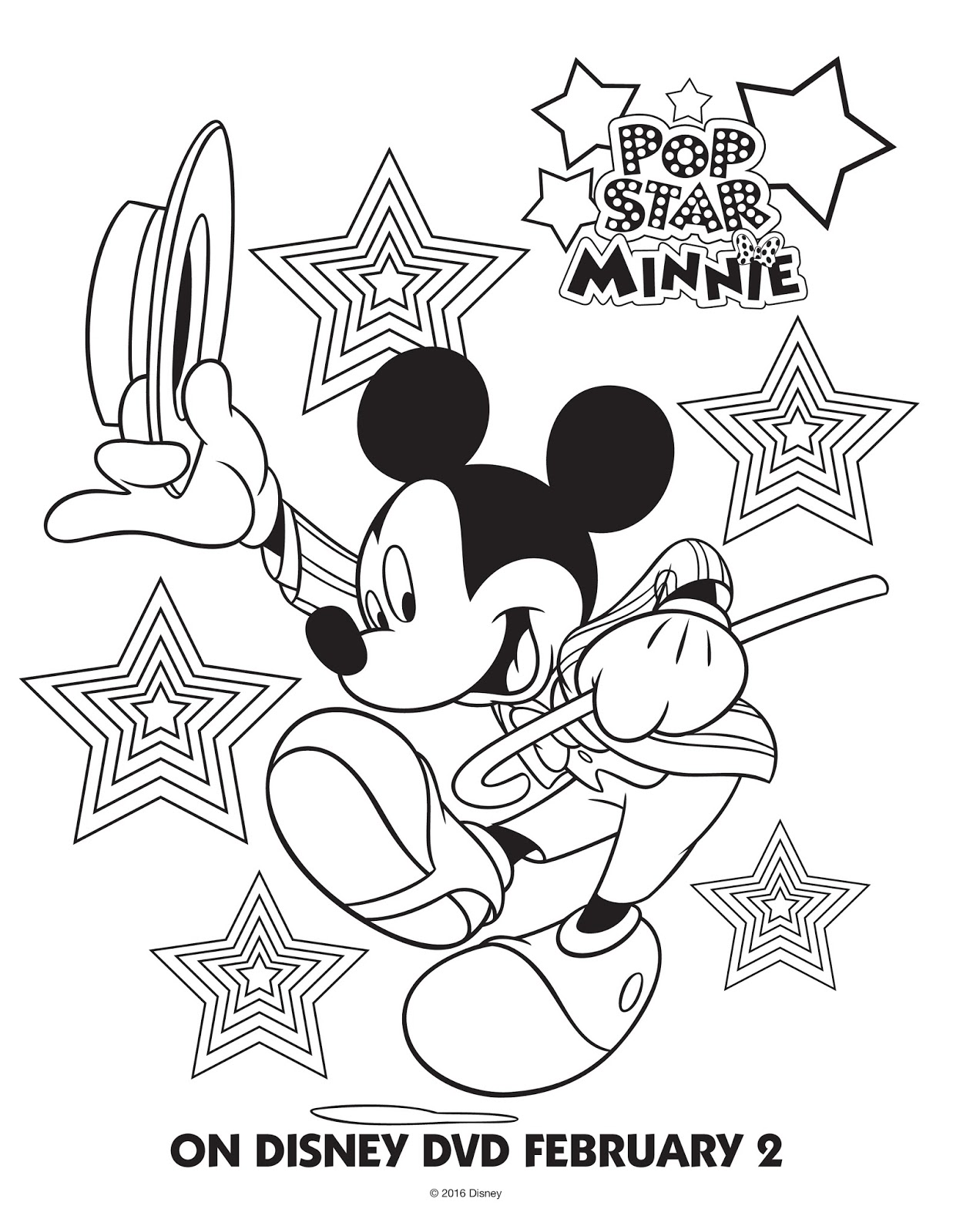 disney minnie mouse coloring activity sheets babushka u0027s baile