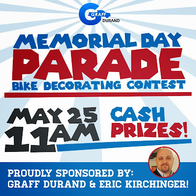 Durand Memorial Day Parade Bike Contest