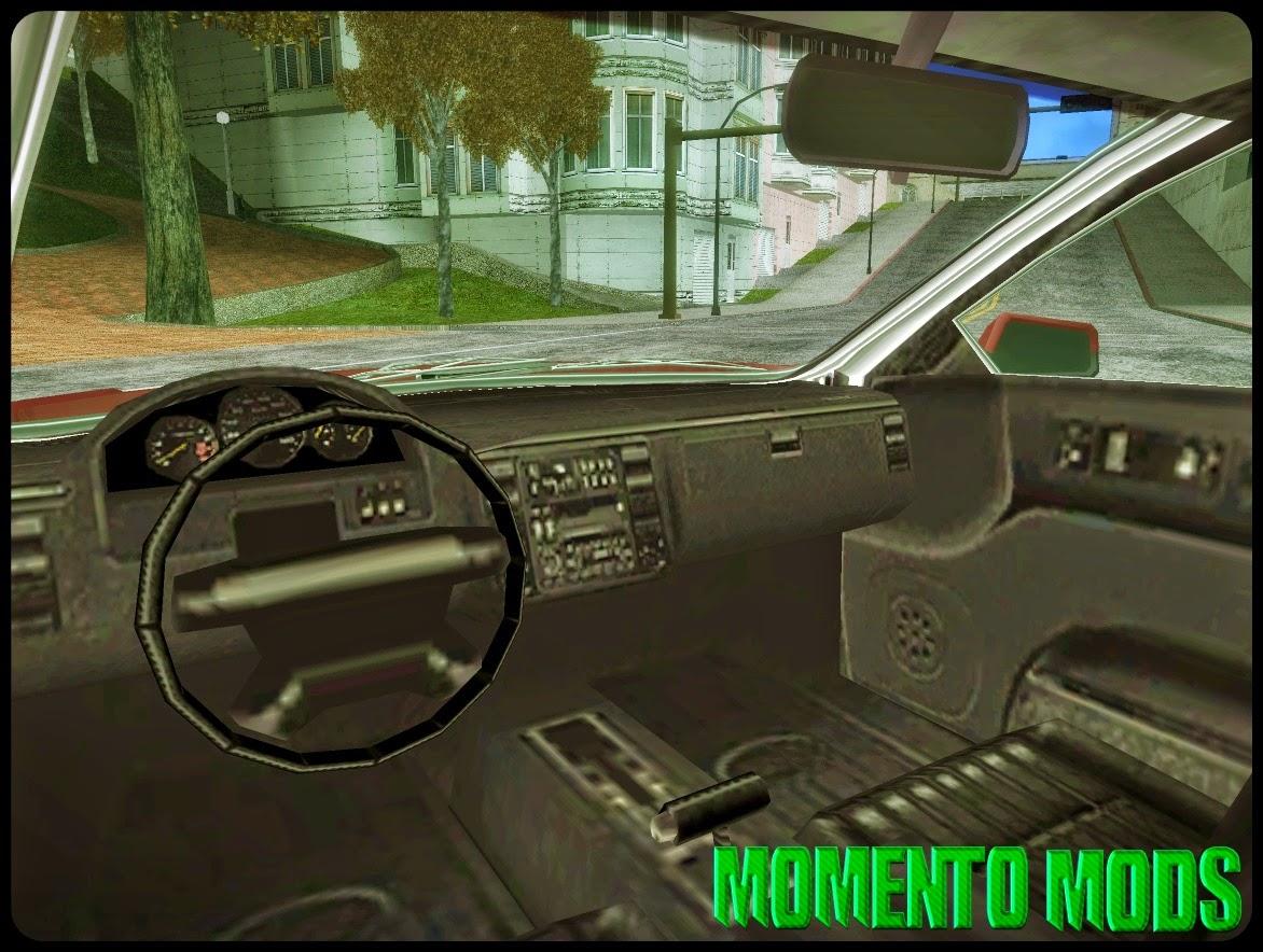 GTA SA - Cheval Fugitive Convertido Do GTA V