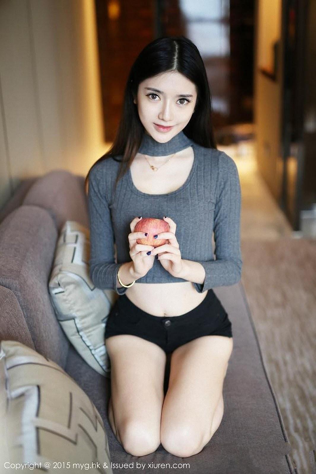 10 - Sexy Girl Model MYGIRL VOL.119