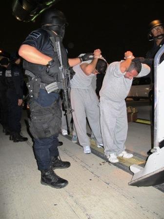 Tijuana noticias hist rico traslado de 543 reos de baja for La colonia penitenciaria