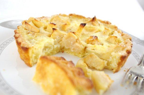 тесто на шарлотку рецепт со сметаной
