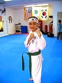 kid tao kwon do