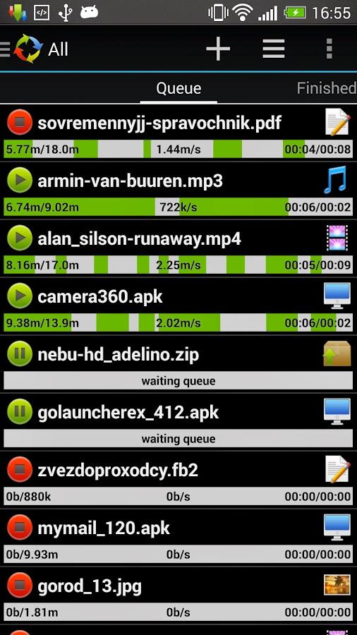 Advanced Download Manager Pro v3.2.7