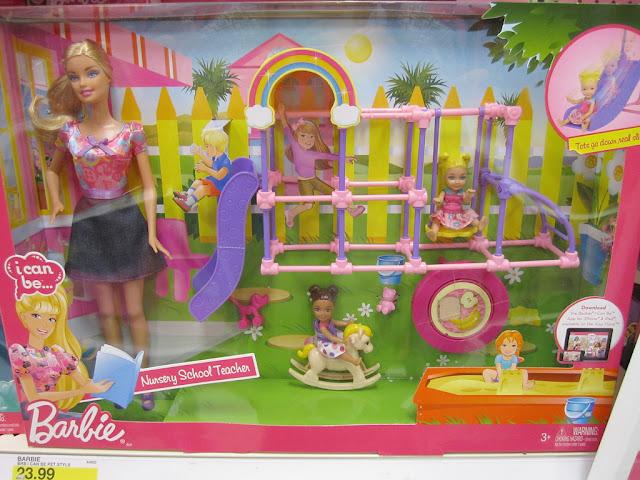 imagens jardim infancia: : Imagens reais: Barbie Quero Ser Professora de Jardim de Infância