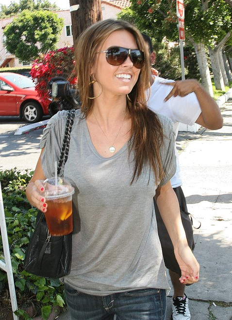 audrina patridge style 2009. Audrina Patridge Biography and