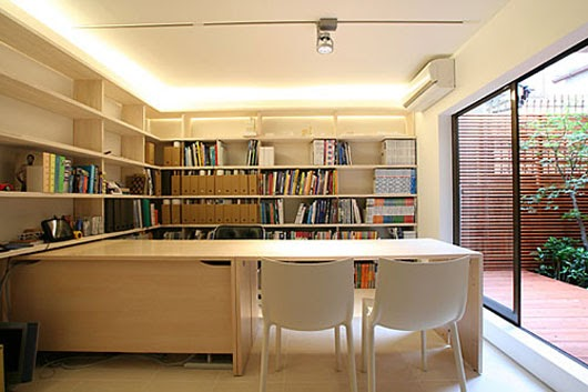 Fashion and design school in asia pacific how to become a for Japanese office interior design