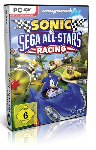 Sonic & SEGA All Stars Racing PC Full Español Reloaded Descargar