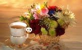 Arreglos florales, rosas, tulipanes, girasoles y margaritas