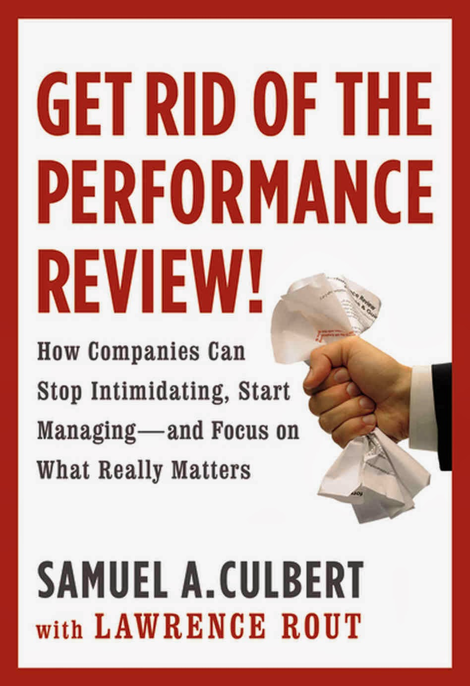 Corporate Bullshit: Yearly Performance review