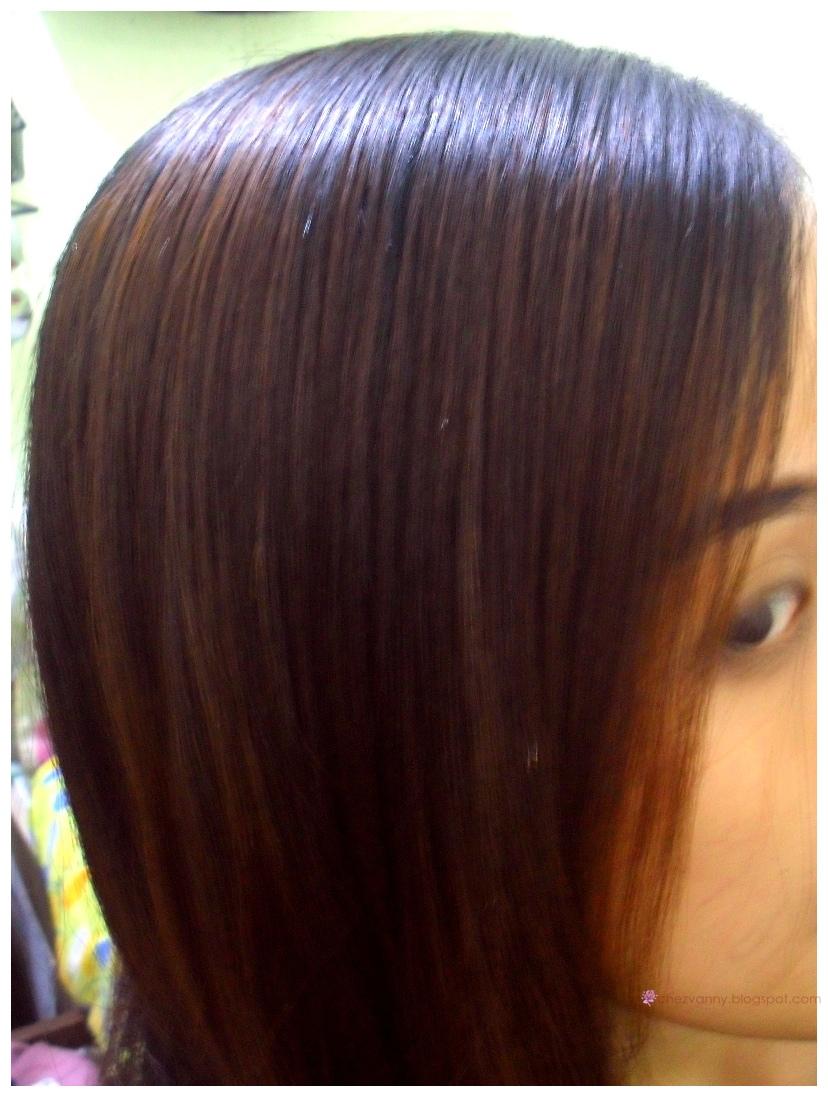 Lava Bean Glam Works Permanent Hair Dye Color Shampoo In