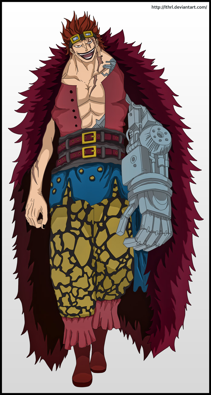 One Piece Chapter 682: Kẻ chủ mưu 020