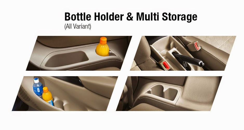 bottle holder new avanza 2015