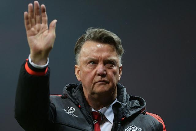 Man United boss Van Gaa