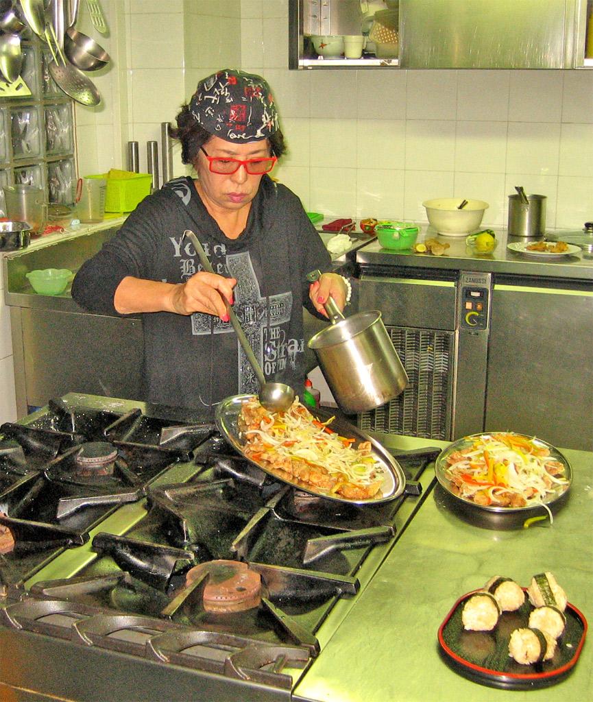 Il mondo di luvi lailac firenze corso di cucina casalinga giapponese iv livello prima - Corso cucina firenze ...