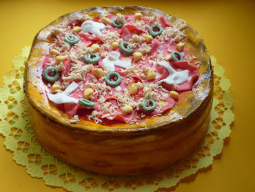Pizza torta