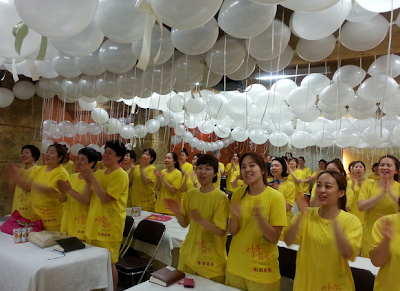 Congratulation on Yakson House`s President and birthday party