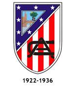 Escudo en el que se basa el del Atlético de Madrid