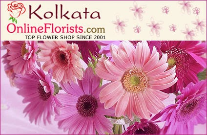 Send Flowers and Gifts to Kolkata