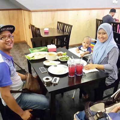 Menang Giveaway Restoran Nuur Tomyam Puncak Jalil
