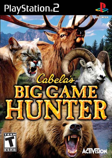 Cabelas Big Game Hunter 2008