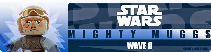 Star Wars Mighty Muggs Wave 9 Banner