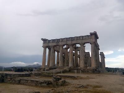 Templo de Afaia (Egina)