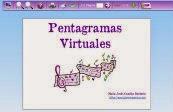 Pentagrama virtual